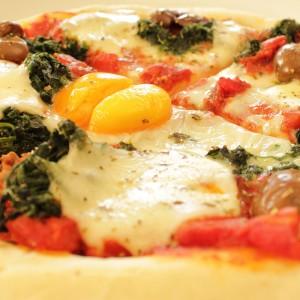 Видео рецепт: Пица Фиорентина