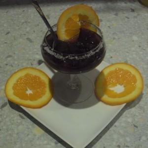 Коктел од сезонско овошје