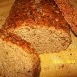 Интегрален леб со тиквички и пармезан