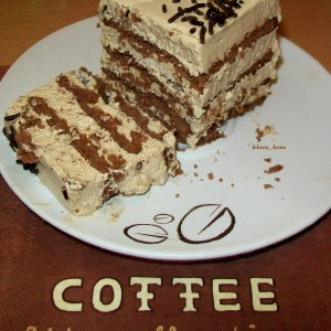 Нескафе торта (Нес-торта)