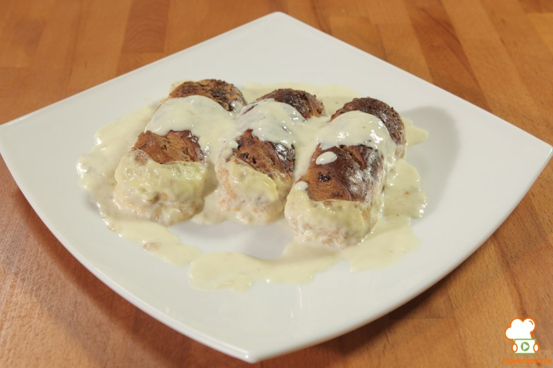 Видео рецепт: Пудинг со чоколадни Бриош кифлички