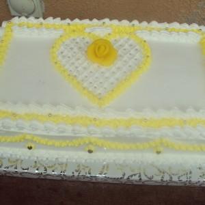 Карамела торта