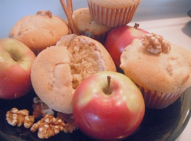 Мафини од јаболка