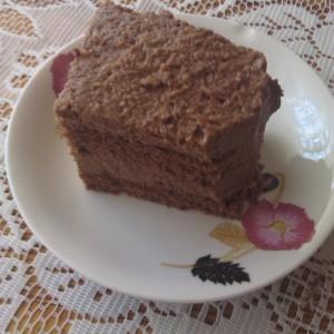 Кафеава торта