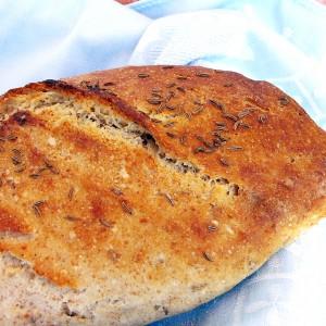 'Ржан леб што не се меси