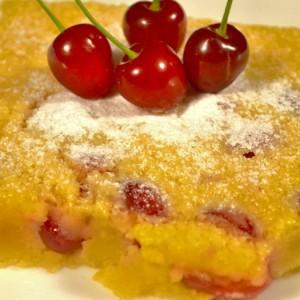 Видео рецепт: Клафути со цреши