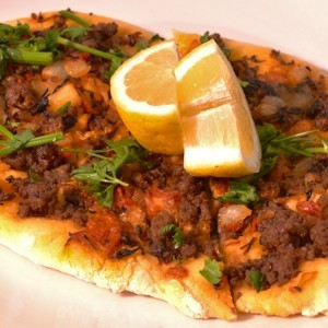 Видео рецепт: Љамаџун (Турска Пица)