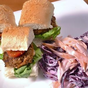 Видео рецепт: Мини лути хамбургери