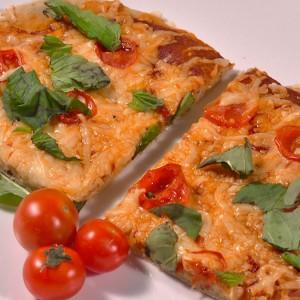 Видео рецепт: Пица Маргарита со интегрално брашно