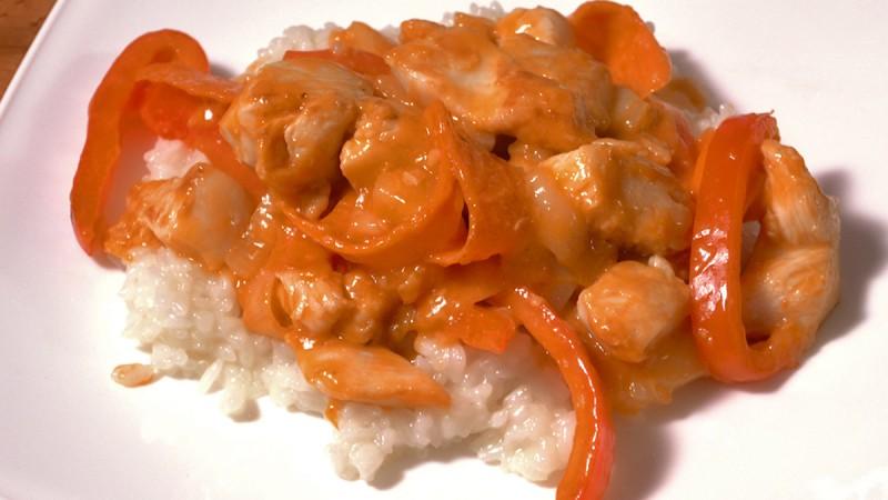 Видео рецепт: Слатко кисело пилешко