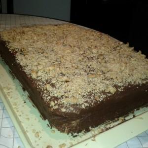 Tорта ``Горица``- торта со афион и ореви