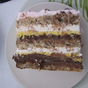 Егзотик  торта