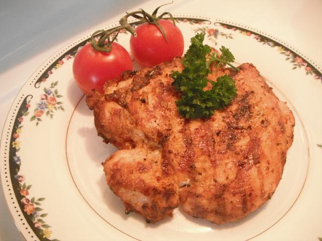 Пилешки гради (мојата вечера)