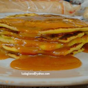 Американски палачинки (2 рецепти)