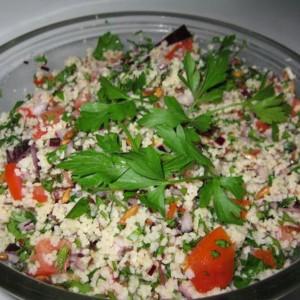 Кус кус салата