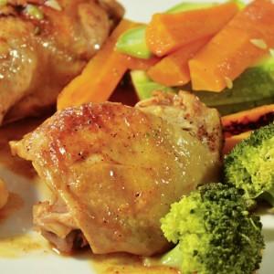 Видео рецепт: Пилешко, подготвено во Диеталниот сад