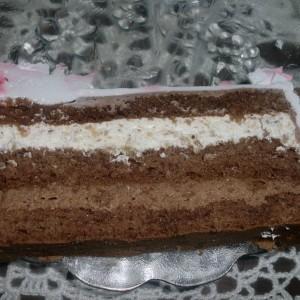 Чоко-Лешник торта