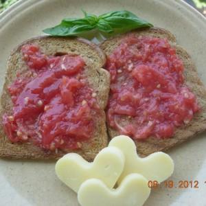 Леб со домат ала минут