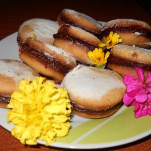 Ванилици со мед