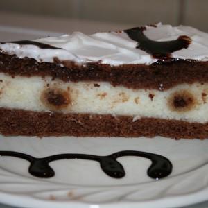 Брза кокос торта