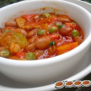Бугарски пинџур со домати