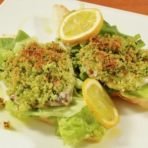 Видео рецепт: Маринирана риба со кора од билки