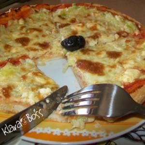 Пица со праз