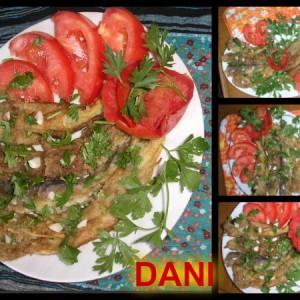 Банички  модри домати