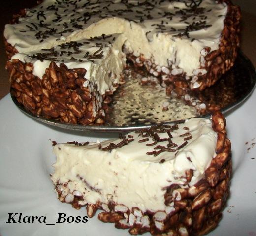 Торта од сладолед