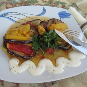 Лажни лазањи со домати