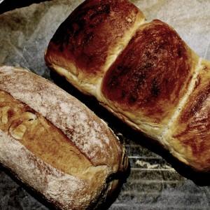 Сендвич леб со кисела павлака