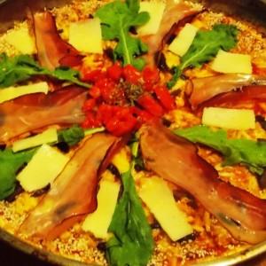 Домашна италијанска пица
