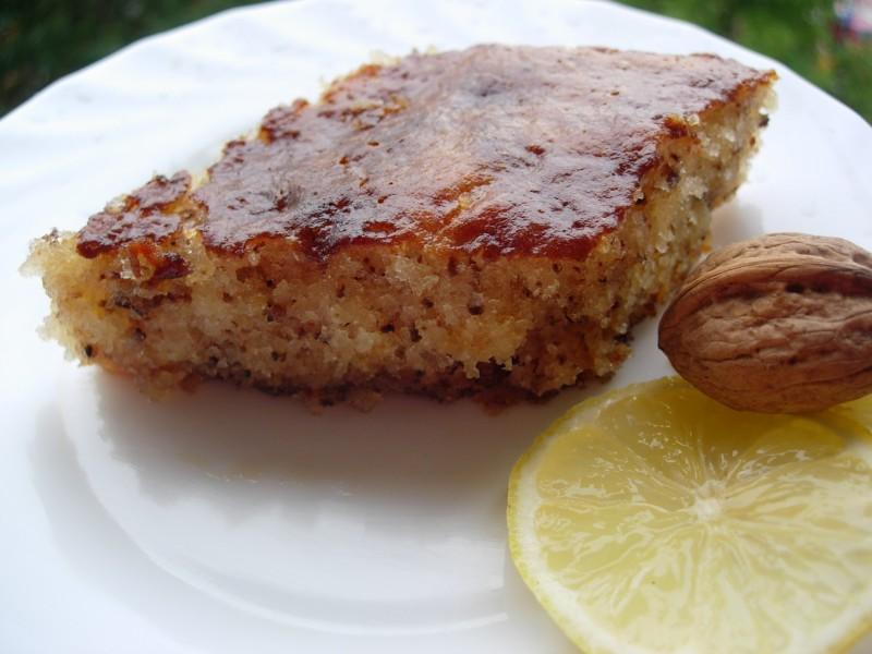 Бабина парена торта