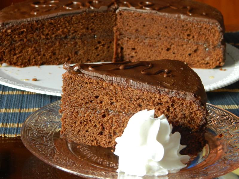 Сахер торта