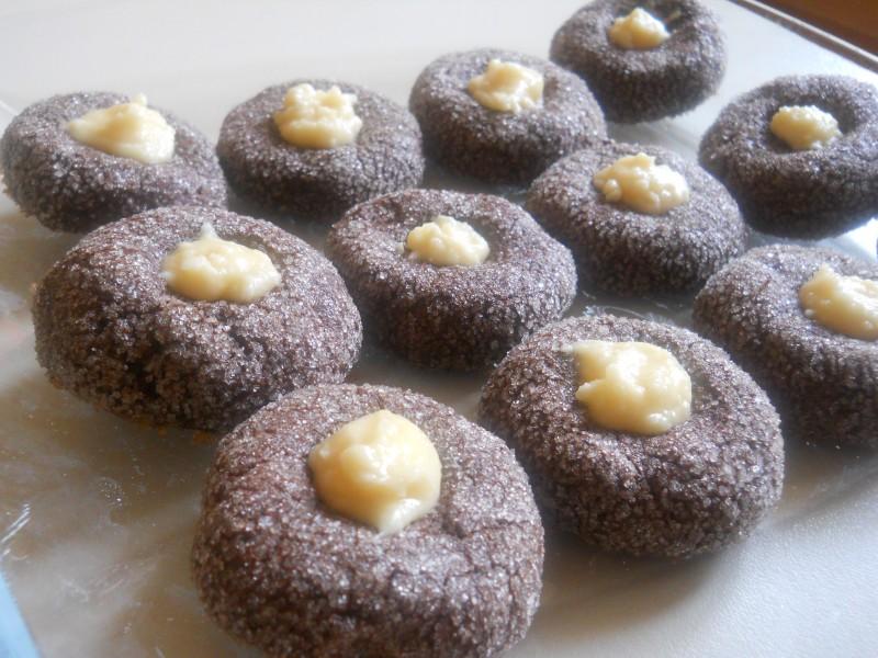 Чоколаден бисквит колач