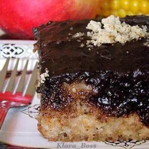 Јаболков колач (избуричкај-испечи)