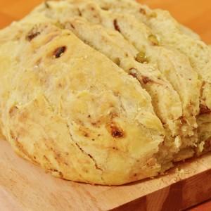 Видео рецепт: Леб со маслинки