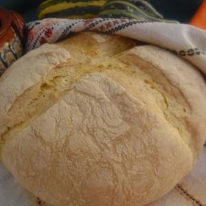 Чиабата од тиква - празничен тиквен леб
