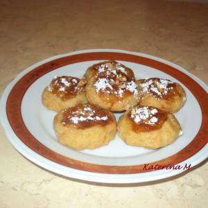 Крцкави колачиња со орев