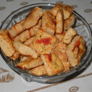 Пица крекери