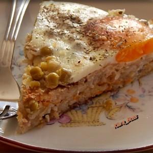 Месно-зеленчукова пита