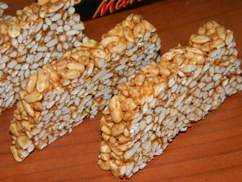 Оризови снегулки во марс