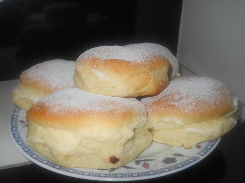 Печени  крофни со фил