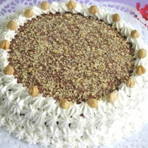 Чоколадна торта со нутела