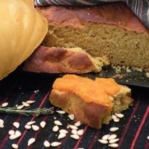 Леб од тиква