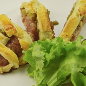 Видео рецепт: Англиска пита со колбас