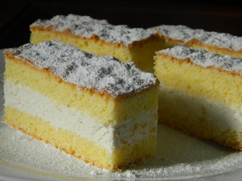 Киндер парадизо тортици