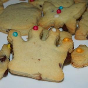 Делимано колачиња со чоколада