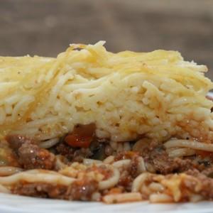 Растурени шпагети