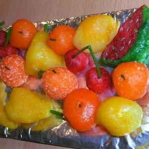 Колачиња овошни фигури